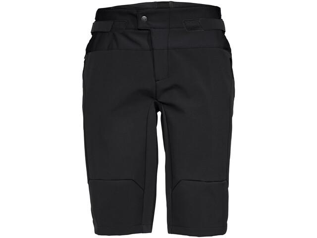 VAUDE Qimsa Softshell Shorts Men, black